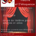 Cie Vinciane - Atelier de théâtre et d'éloquence