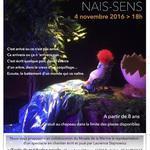 """Spectacle de marionnettes """"Nais-Sens"""""""