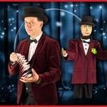 SAM BATACLAN - Magicien - magie moderne avec un automate