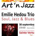Emilie Hédou Trio Soul, Jazz & Blues