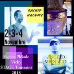 Stage de danse de la Toussaint 2018 - Espace Pléiade