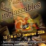 Festival des Inclassables