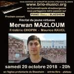 Jeune virtuose du piano - Merwan MAZLOUM