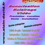 ADS EVENEMENTS - LOCATION VENTE PRESTATION SON ECLAIRAGE