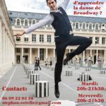 Stephan Cotelle - Cours de claquettes
