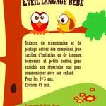 Eveil Langage Bébé