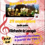Concert Baraka Groove