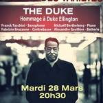 """The Duke"" :  Hommage à Duke Ellington"