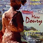 Marc DOURY - Art artiste peintre et sculpteur