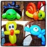 Kids'Anim - Maquillages artistiques et Sculptures sur Ballons