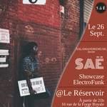 SAË-Showcase ElectroFunk (@leRéservoir)