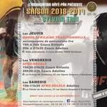 Association Bôyé-Pâh - Cours de Danse