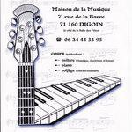 Cours de guitare Gueugnon et Digoin
