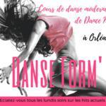 Danse Form' - Cours de danse moderne, modern'jazz, hip-hop, danses latines, salsa