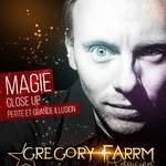 Grégory FARRM - Magicien