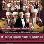 Mélodies de la Grande Steppe du Kazakhstan