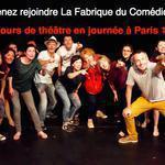 La Fabrique du Comédien - Cours théâtre en journée