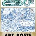 Exposition Art Posté