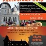 Fête d'Halloween au château de Montigny-sur-Aube