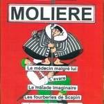 Cie Les Petits Cailloux - tic tac Molière