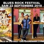 Blues Rock Festival - Born to be a bluesman / Concert AWEK