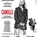 Camille - L'Art, la beauté ne peut plus me sauver