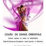ORIENT'L DANSE - COURS DE DANSE ORIENTALE et DANSE BOLLYWOOD