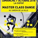 """Itinéraire Danse Festival  """"Master Class Danse"""""""