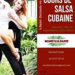 MAMBOLIA danse - Cours de salsa cubaine Débutants / Inter