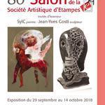 86ème Salon d'Art d'Etampes