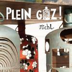 """Livre d'art contemporain : installation """"Plein Gaz !"""""""