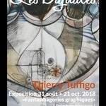 Atelier gravure taille douce - Thierry Tuffigo