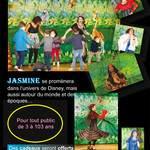 LE VOYAGE DE JASMINE - Spectacle musical avec costumes et participation des enfants