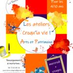 Stage arts plastiques et théâtre / 5-10 ans