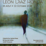 Exposition de Leon Diaz Ronda