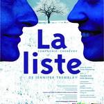 La Liste  Jennifer Tremblay Théâtre Essaion