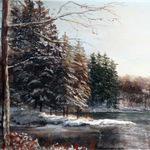 Lorenzo Rappelli - Cours de peinture paysage huile au couteau ou pastel