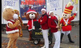 PANAMA Christmas Band - Animation de Noël