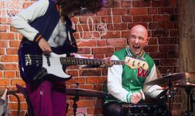 Sunway Musik - Willy Blues spectacle jeune public pédagogique