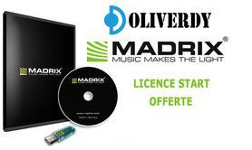 Formation Madrix contrôles d'éclairage LED, générateurs d'effets vidéo