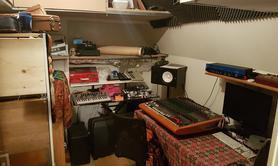 Studio de production de musique (MAO)