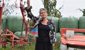 Véronique Blot - La visite Super guidée d'une ferme bio
