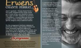 Erwens - hommage à  Jean Ferrat