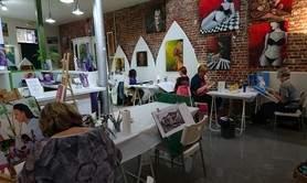 Stage Dessin/Peinture vacances février