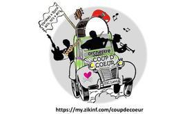 Orchestre Coup d'Coeur - Animation musicale