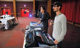 MUSIC PARTNERS ORGANISATION - PRESTATIONS TECHNIQUES PRO AUDIO et LIGHTS