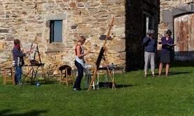 Stage weekend de dessin en Auvergne-Rhône-Alpes