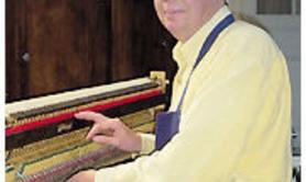 Kerrinckx Jean Pierre - Atelier du piano