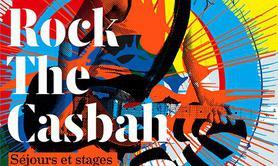 Colonie de vacances musique et cinéma Rock The Casbah