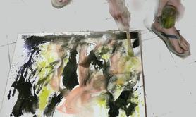 Peindre à Choisy le Roi - expression créative par la couleur